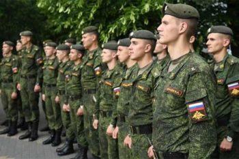Срочная служба в армии