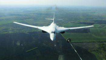 Краткие характеристики ТУ-160