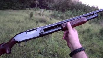 Гражданское оружие в руках военнослужащих