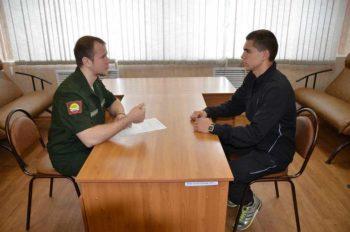 Психологический отбор военнослужащих