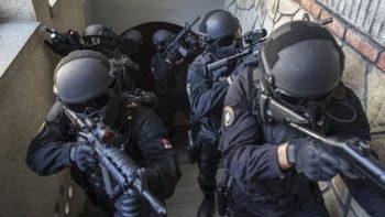 Оружие сотрудников МВД