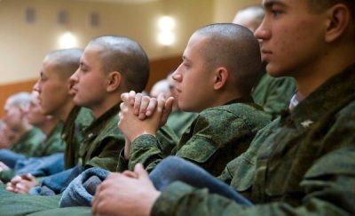Собрание военнослужащих