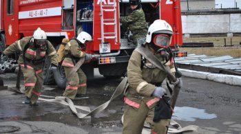 Пожарники РФ