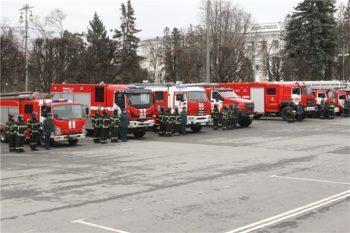 Виды пожарных гарнизонов