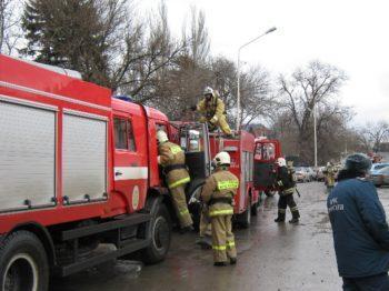 Функции пожарных гарнизонов