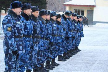 Зарплаты сотрудников ФСИН в2021году