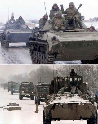 Боевые действия на севере