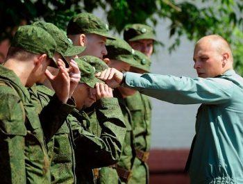 Нарушение против военной службы