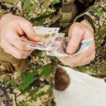 Выплаты военнослужащим по контракту
