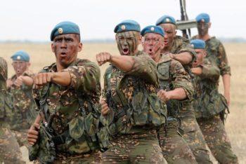 Военнослужащие в Сирии