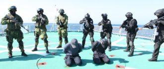 Спецназ пограничных войск ФСБ России: история подразделения