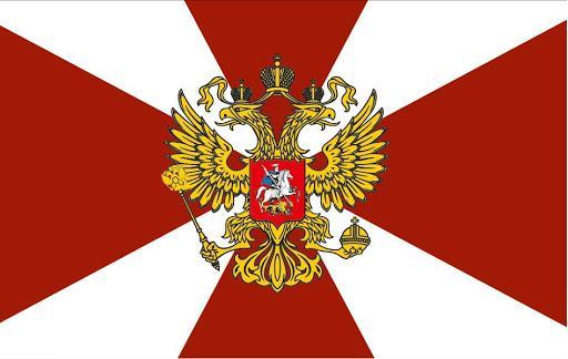 Флаг ВВ МВД России