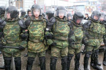 Войская МВД России