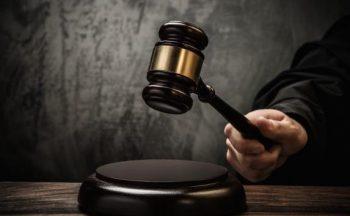 Судебный процесс над военнослужащим