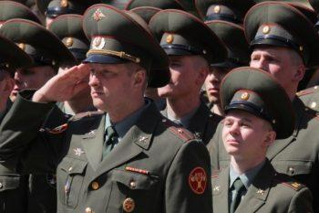Окончание контракта военнослужащих