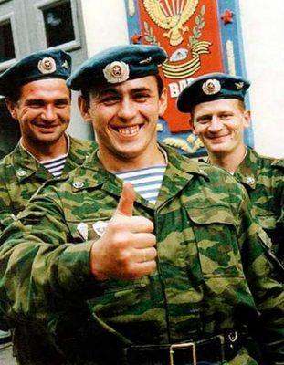 Увольнительные солдатам-срочникам