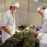 Военный врач в армии