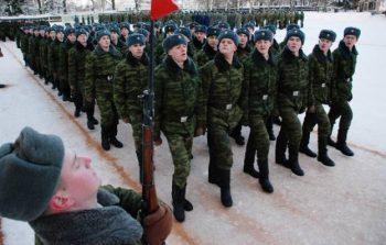 Дисциплина у военнослужащих