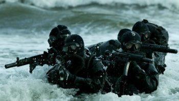 Военнослужащие войск специального назначения