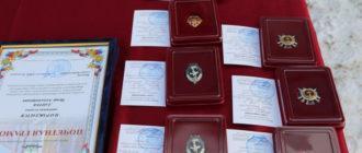 Нагрудные знаки МВД России